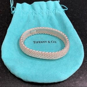 Authentic Tiffany and Co. Somerset Bracelet